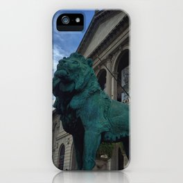 Chicago Guards iPhone Case