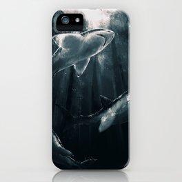 Please don't eat me iPhone Case