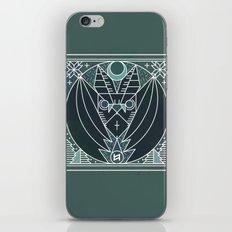 Bat from Transylvania iPhone & iPod Skin