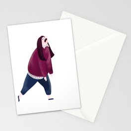 Being adult Stationery Cards