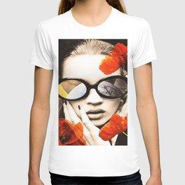 poppy pop (kate Moss) T-shirt