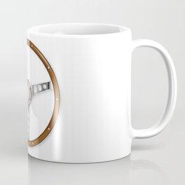 Sports Steering Wheel Coffee Mug