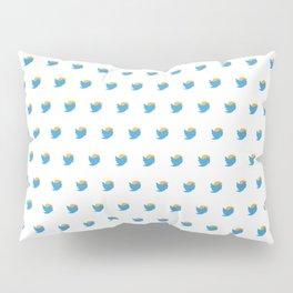 Twump Pattern - Day Mode Pillow Sham