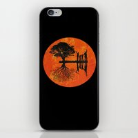 family iPhone & iPod Skins featuring Family by Last Call