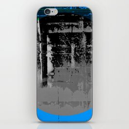 Color Chrome - B/W graphic iPhone Skin