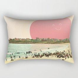 Proud Summer Sun Rectangular Pillow