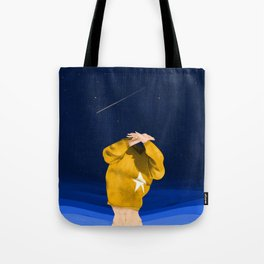 Let's get naked and do nothing Tote Bag