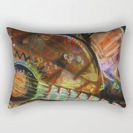 Wild Banjos Rectangular Pillow