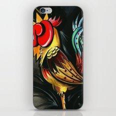 cockpunch iPhone & iPod Skin