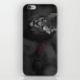 Ill Burn before you Bury Me iPhone Skin