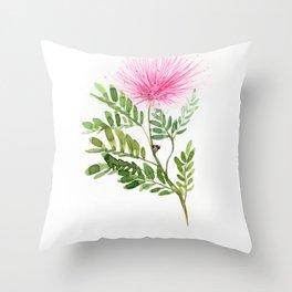 Calliandra Throw Pillow