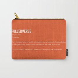 Fullerverse Carry-All Pouch