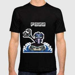 Fizz, The Pixel Trickster T-shirt