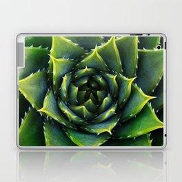 Green and thorns Laptop & iPad Skin