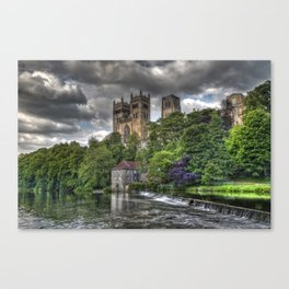 Durham Cathedral Canvas Print