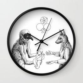 Apocalipsis Wall Clock