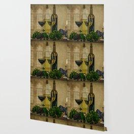 Vintage Winery Wallpaper