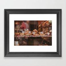 Croissant? Framed Art Print