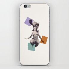 Dance II iPhone & iPod Skin