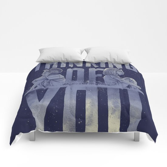 'Thinking of You' Comforters