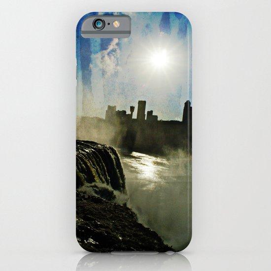 Niagara Creepy Falls  iPhone & iPod Case