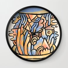 Mind Slime Wall Clock