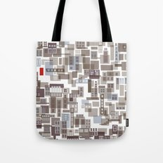 mapping home 4 Tote Bag