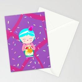 Momiji - Cake mom Stationery Cards