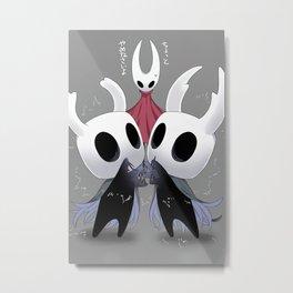 Hollow Knight Metal Print