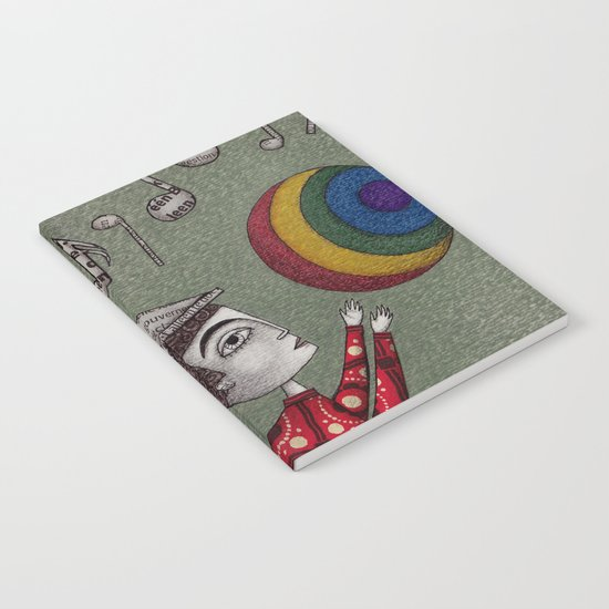 Henry's Rainbow Notebook