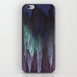 Abstract Waterfall iPhone Skin