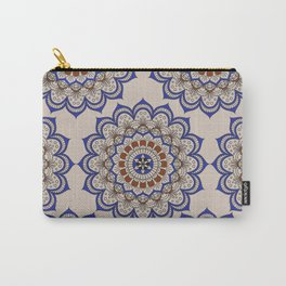 Mandala Of Life Carry-All Pouch