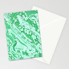 Marble Jade Stationery Cards
