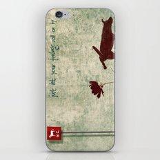 Don't be shy... iPhone & iPod Skin