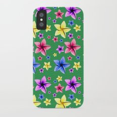 Flower Crazy Slim Case iPhone X