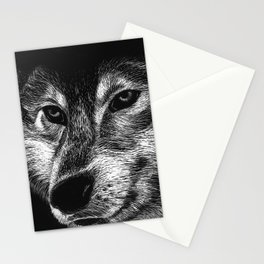 Mister Le Loup Stationery Cards