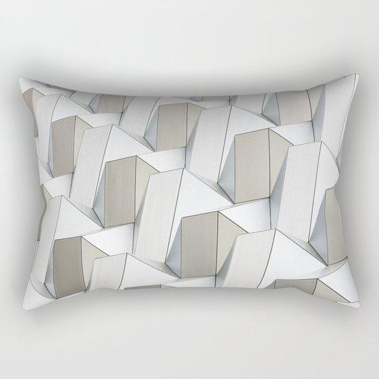 Pattern cubism Rectangular Pillow