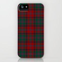 Clan Stewart of Appin Modern Tartan | Stuart Clan | Scottish Dress Tartan iPhone Case