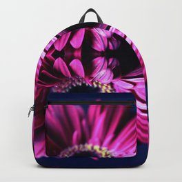 gerbara collage Backpack