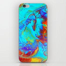 Underwater World Pour iPhone Skin