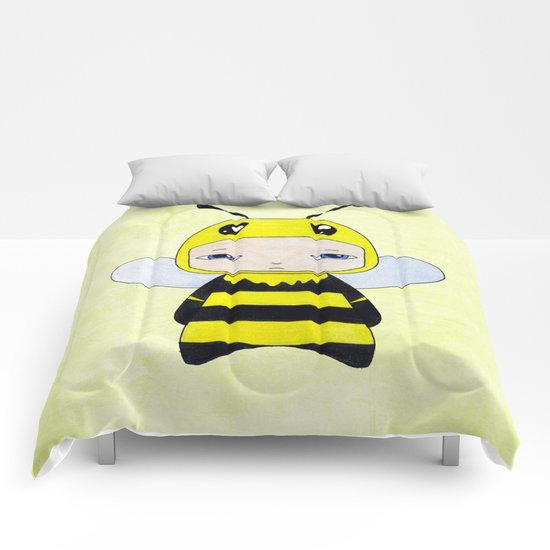 A Boy - Bee Comforters