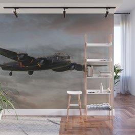 Battle of Britain Memorial Flight - Avro Lancaster Wall Mural