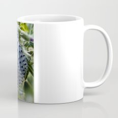 Blue Thistle Heads - Botanical Garden - Berlin Mug