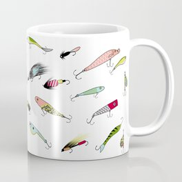 Fishing baits Coffee Mug