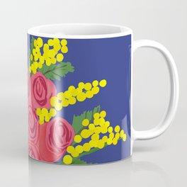 Roses & mimosas Coffee Mug