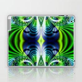 Flight Of Fancy Green Laptop & iPad Skin