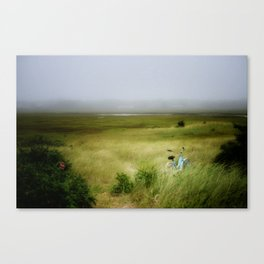 lazy summer day... Canvas Print