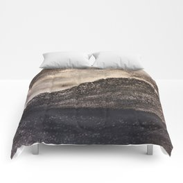 Norwegian Mountain by Gerlinde Comforters