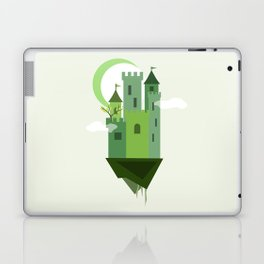 Sky Castle 2 Laptop & iPad Skin