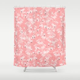 Flamboyance | Sea of Pink Shower Curtain